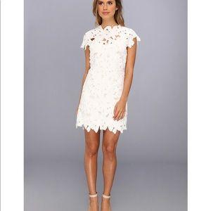 Dolce Vita white floral lace dress